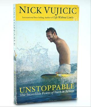 Nick Vujicic-Unstoppable
