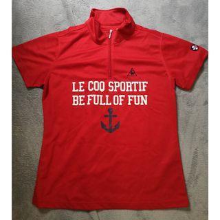 Le Coq Sportif Womens Golf Tee Shirt (HSBC Women's Champion Singapore)