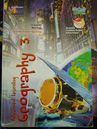 #Bapau Buku Geography 3 Untuk Kelas  12 SMA IPS