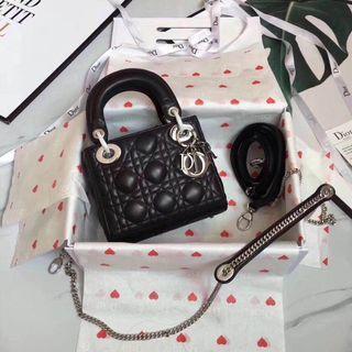Dior mini side bag