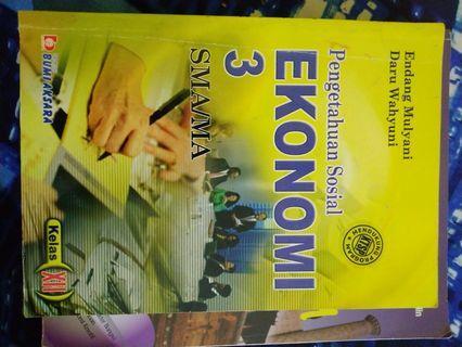 #Bapau Buku Bahasa Indonesia 3 Untuk Kelas  12 SMA IPS