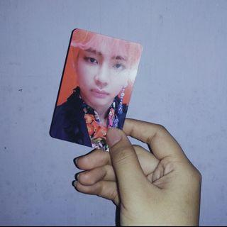 Photocard V Taehyung Love Yourself : Answer Official PC