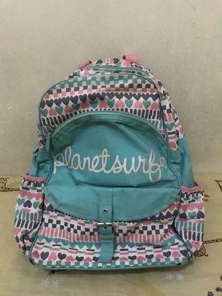 Planet surf backpack