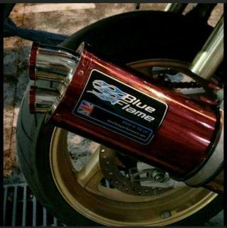Promo Sales EZ Coat on Motorbike Rim and Chrome part