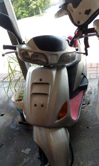 Mix motorcycle 125