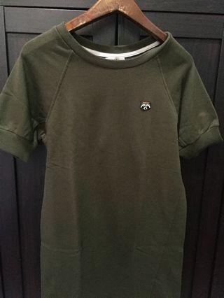 Dress hijau army