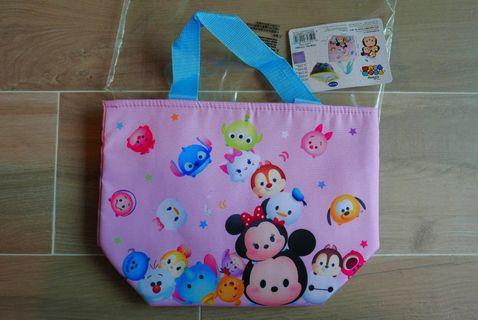 New 全新 Tsum Tsum 保溫袋 Keep Warm bag