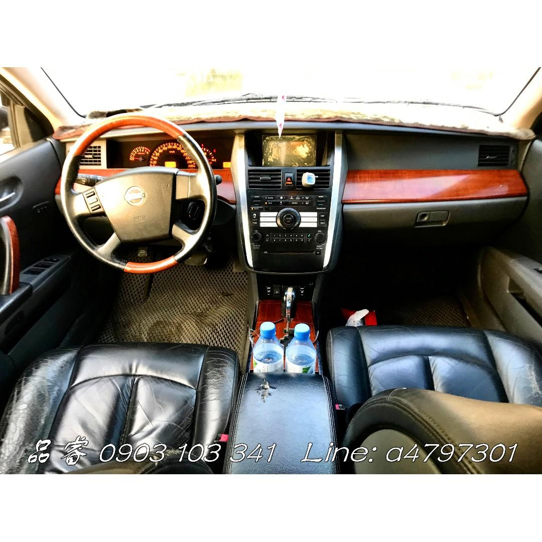 2005 Nissan Teana 2.3 V6
