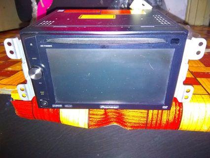 Pioneer double din p4050dvd