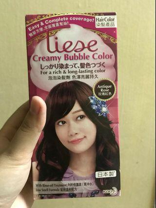 Liese Bubble Hair Dye Color