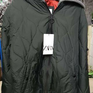 Jaket Man Zara 100% original