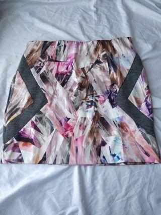 Salad pattern skirt 半身裙