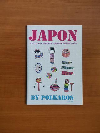 Japon Zine by Polkaros