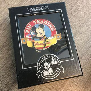 2007 香港迪士尼樂園 Pin Trading 限量版襟章