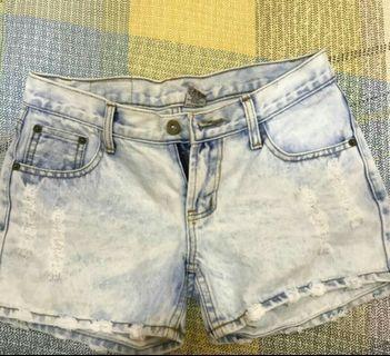 #BAPAU Hotpants Jeans