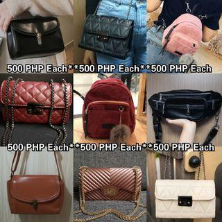 Affordable Taiwan Bags