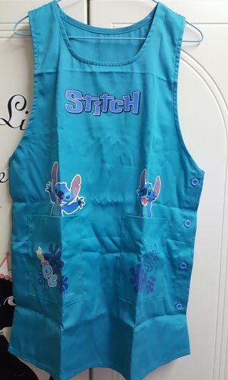 Stitch史迪仔圍裙