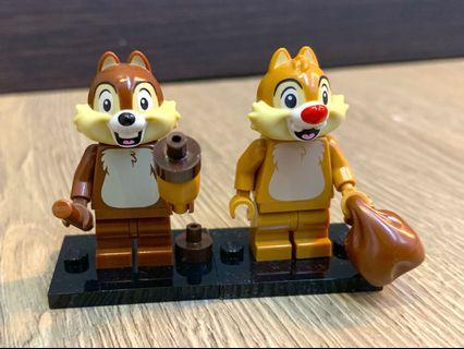 Disney Lego Minifigures Series 2 - Chip and Dale