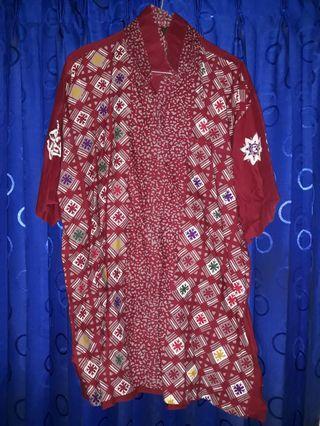 #BAPAU Batik Pria