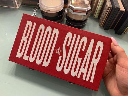 blood sugar palette
