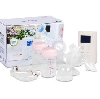 Spectra S9+ electric breast pump #rechargeable battery # portable # double lowest price $$167