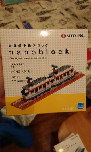 Nanoblock x mtr