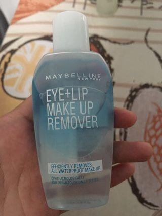 Remover eye and lip Maybelline