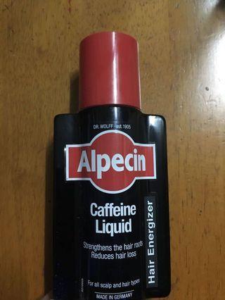 Alpecin Caffeine Liquid 咖啡因頭髮液