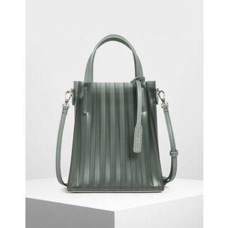 Charles & Keith Fluted Bag