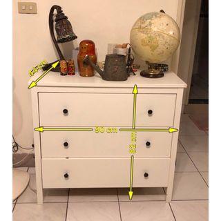 IKEA 三層儲物櫃
