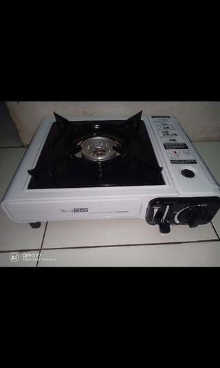 #BAPAU Kompor Portable