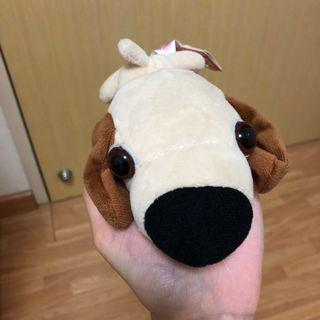 🚚 BRAND NEW Puppy Beanie Toy from Korea