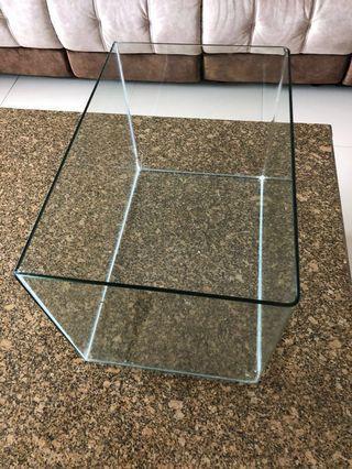 Hamster glass house, cage, aquarium