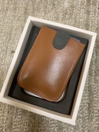 DAX pullout card holder wallet