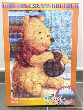 小熊維尼Puzzle