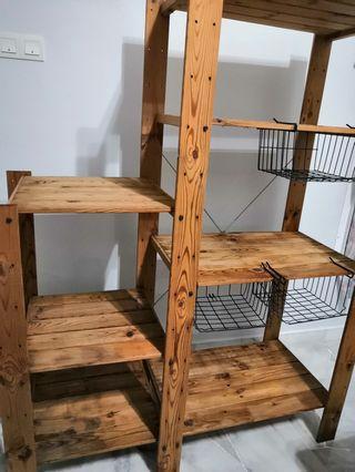 #HomeRaya Ikea shelf
