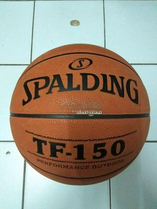 Spalding Grip Control Indoor/Outdoor Basketball Official Size 7 Ball