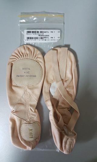 🚚 BALLET slippers, brandnew from BLOCH