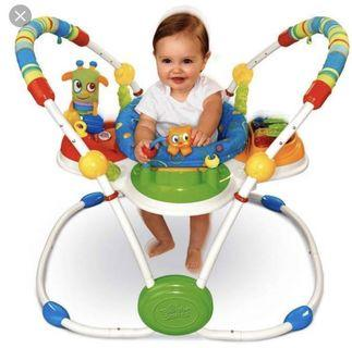 Bright starts Cute Critters Jumperoo