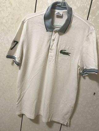 🚚 Lacoste限定版大鱷短衫