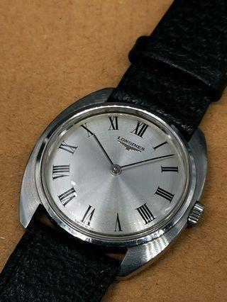 古董Longines 手上弦手錶