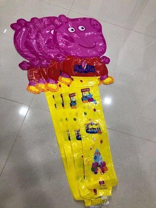 Peppa Pig Balloons 🎈