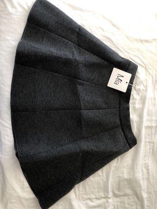 Mia Grey Skirt
