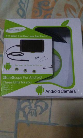 🚚 android bore cam