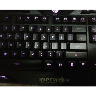 Keyboard Brand Imperion Untuk Dijual