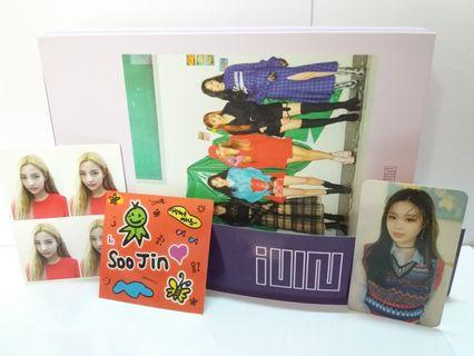 (PRICE REDUCED) (G)I-DLE <I AM>