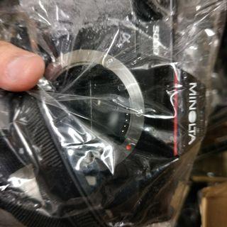 底片 單眼相機 minolta 5000 送背帶 無電池