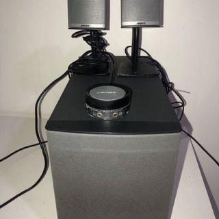 Bose Companion 3 Series ii PC speaker