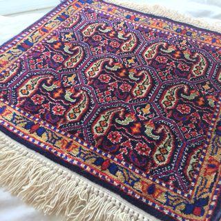 Nepal Handmade Silk Rug