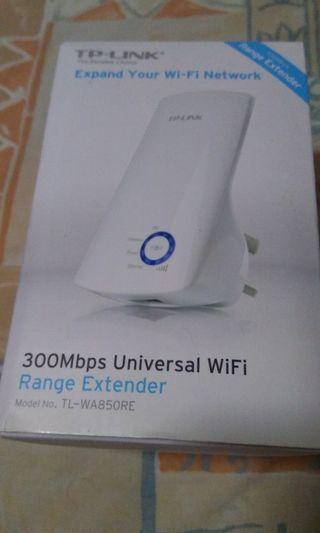 🚚 tp link 300mbps range extender